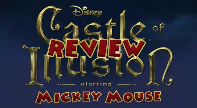 Review - Castle of Illusion starring Mickey Mouse