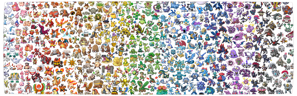 all 718 shiny pokemon - photo #19